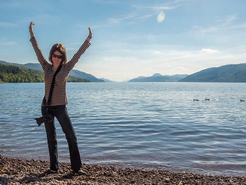 Loch Ness Isle of Skye and Scottish Highlands itinerary trip Scotland