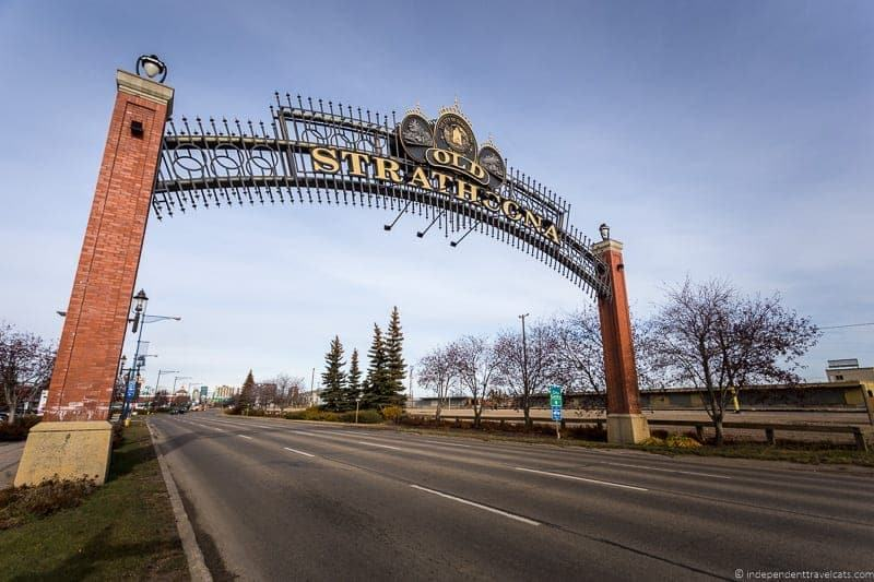 Old Strathcona things to do in Edmonton Alberta Yeg guide