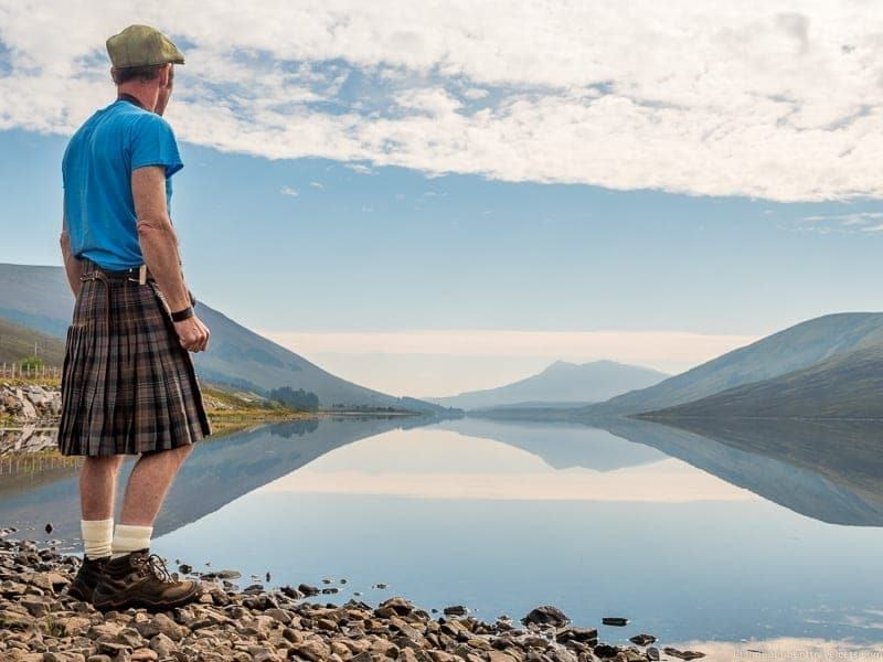 Rabbies guide Isle of Skye and Scottish Highlands itinerary trip Scotland
