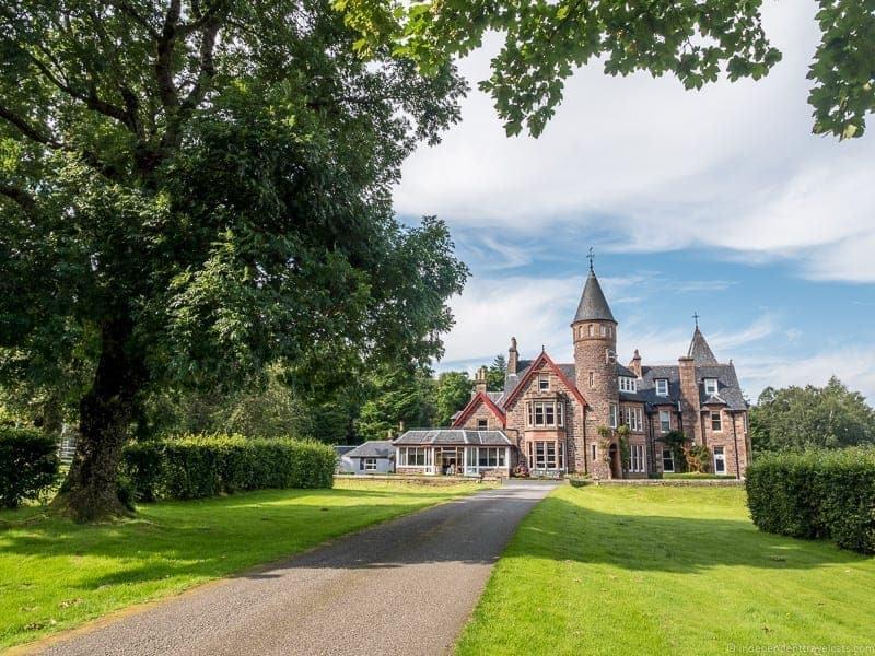 Torridon Isle of Skye and Scottish Highlands itinerary trip Scotland