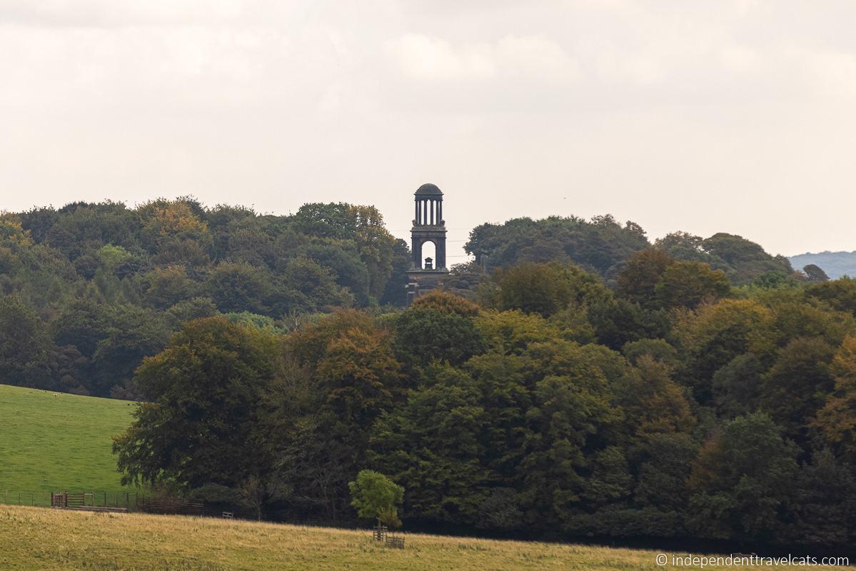 Rockingham Mausoleum Wentworth estate follies