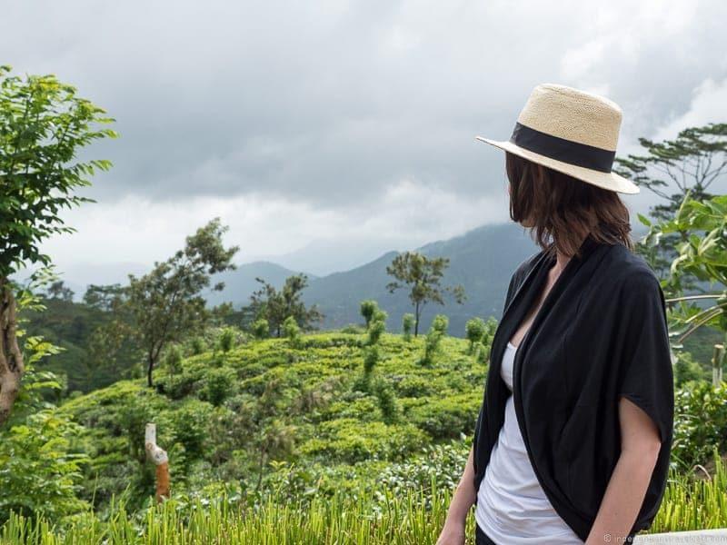 1 week Sri Lanka itinerary for couples romantic honeymoon Kandy