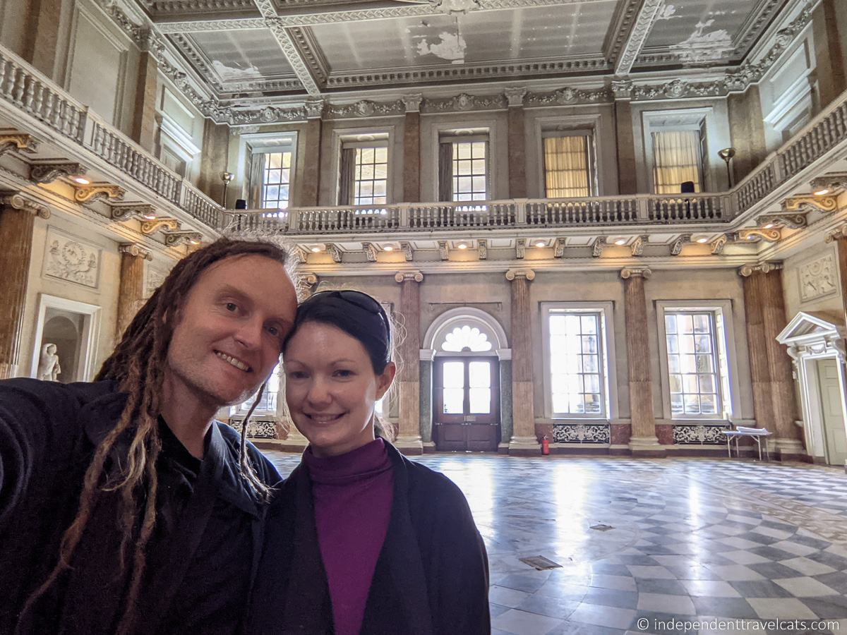 Jessica and Laurence Norah Wentworth Woodhouse