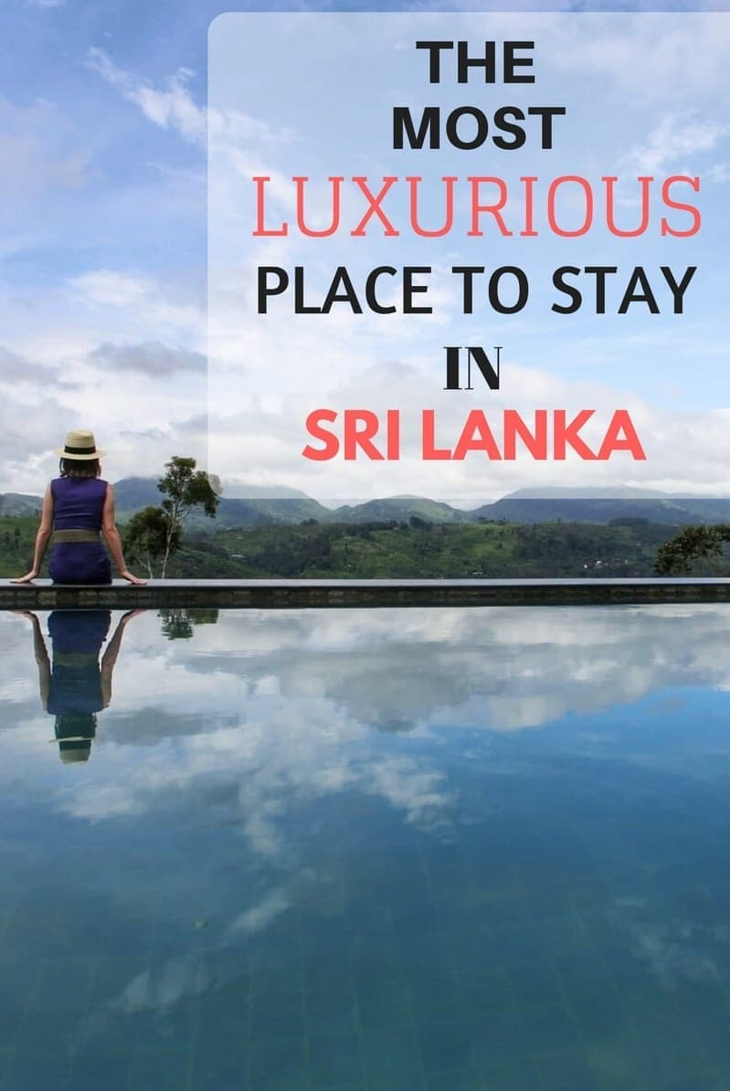 Ceylon Tea Trails in Sri Lanka. A perfect luxury getaway in Sri Lanka. This is a great spot for a couples holiday or honeymoon.
