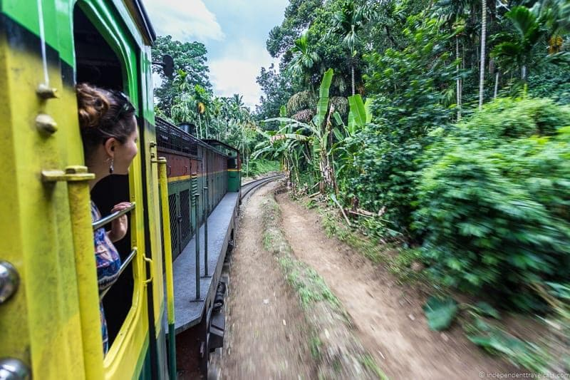Kandy train 1 week Sri Lanka itinerary for couples romantic honeymoon