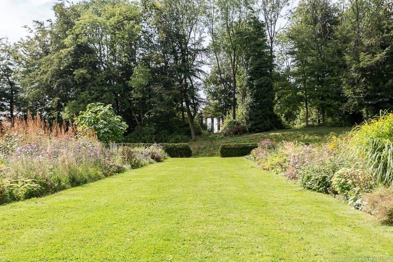 visit Wentworth Woodhouse garden tour