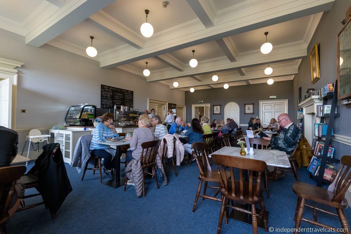 Wentworth Woodhouse tea room