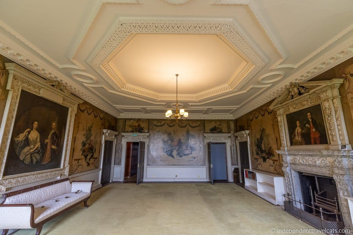 Wentworth Woodhouse tour