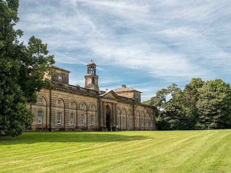 visit Wentworth Woodhouse tour stables