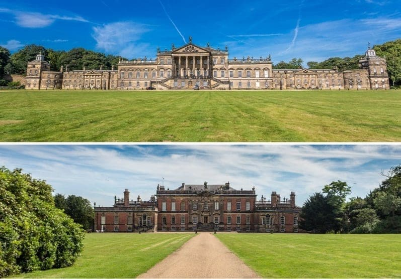 visit Wentworth Woodhouse tour