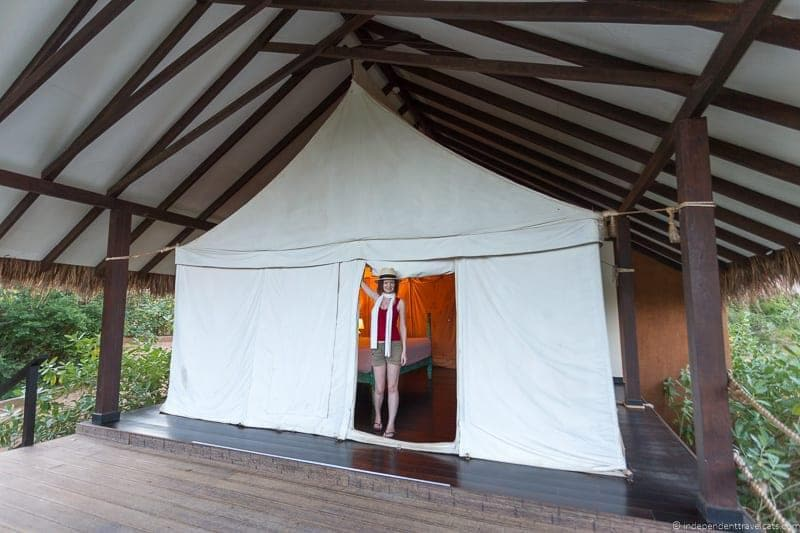 glamping 1 week Sri Lanka itinerary for couples romantic honeymoon