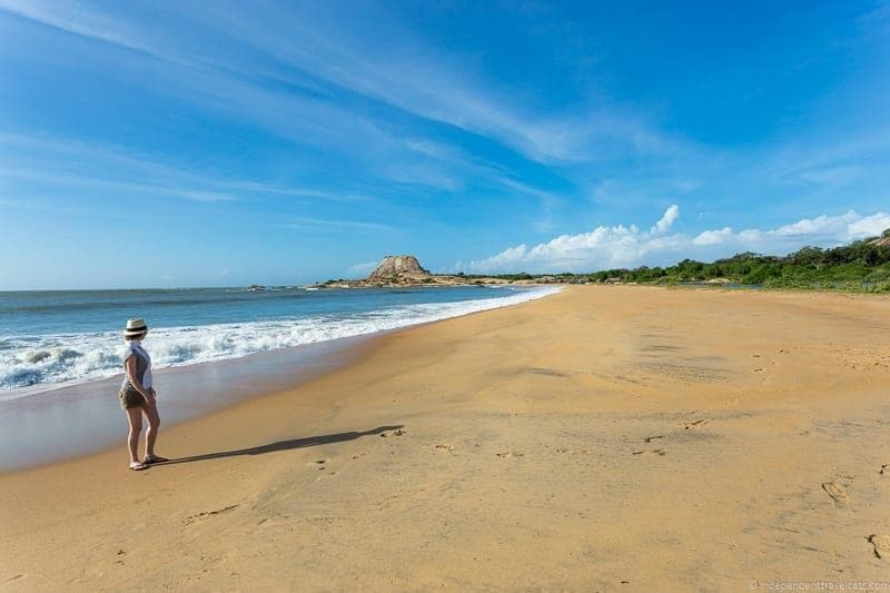 1 week Sri Lanka itinerary for couples romantic honeymoon