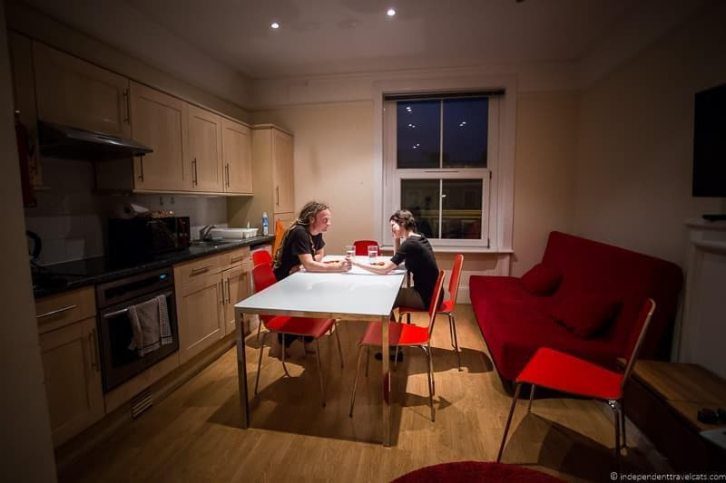 London websites like AirBnB alternatives booking apartments vacation rentals online