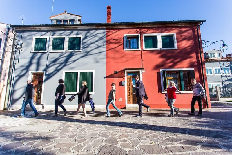 Burano Venice