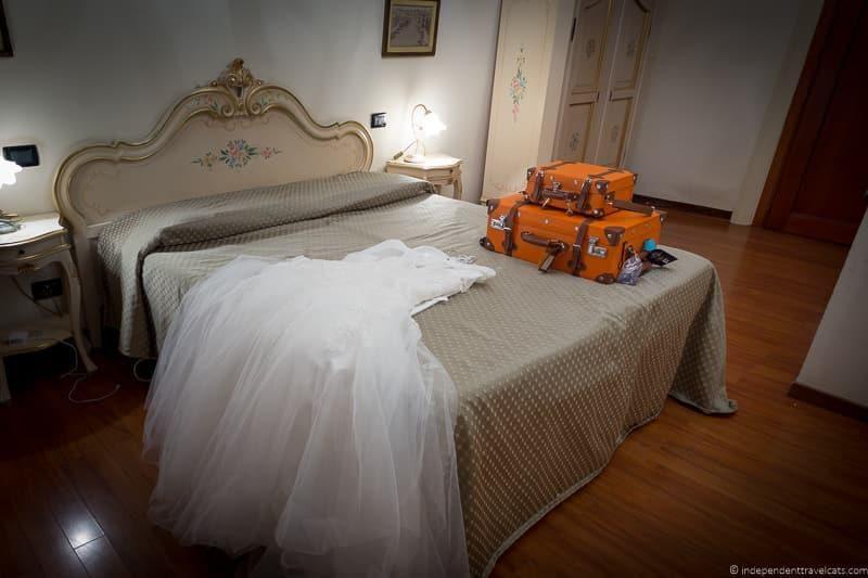 wedding in Venice wedding day