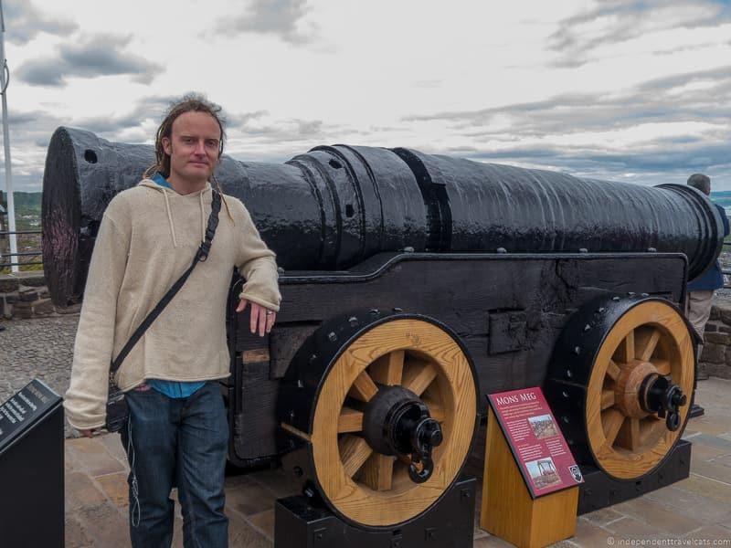 Mons Meg Edinburgh Castle Royal Edinburgh Ticket