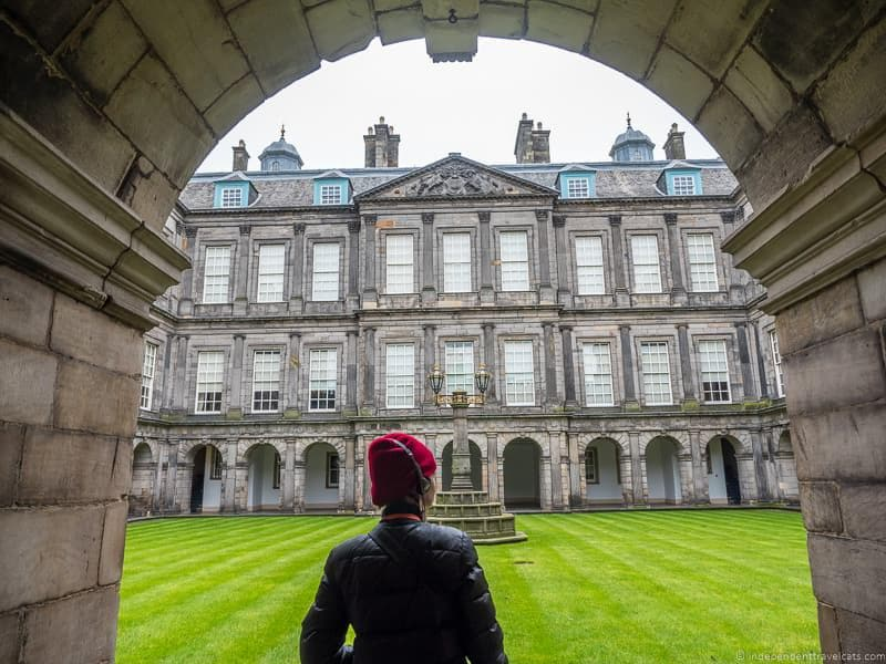 Holyrood Palace Royal Edinburgh Ticket