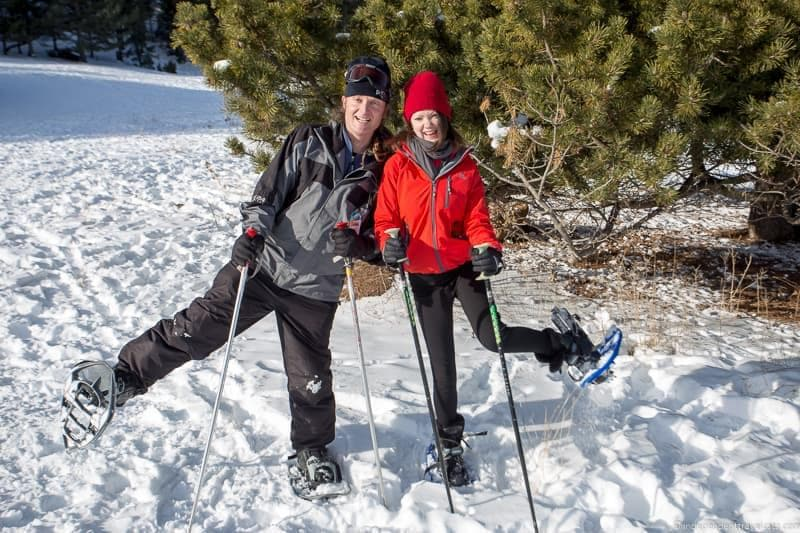 snowshoeing Ski Holidays for Non-Skiers Things to Do at a Ski Resort if you Don't Ski