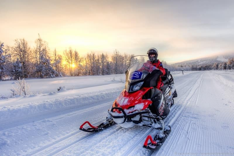 snowmobiling Ski Holidays for Non-Skiers Things to Do at a Ski Resort if you Don't Ski