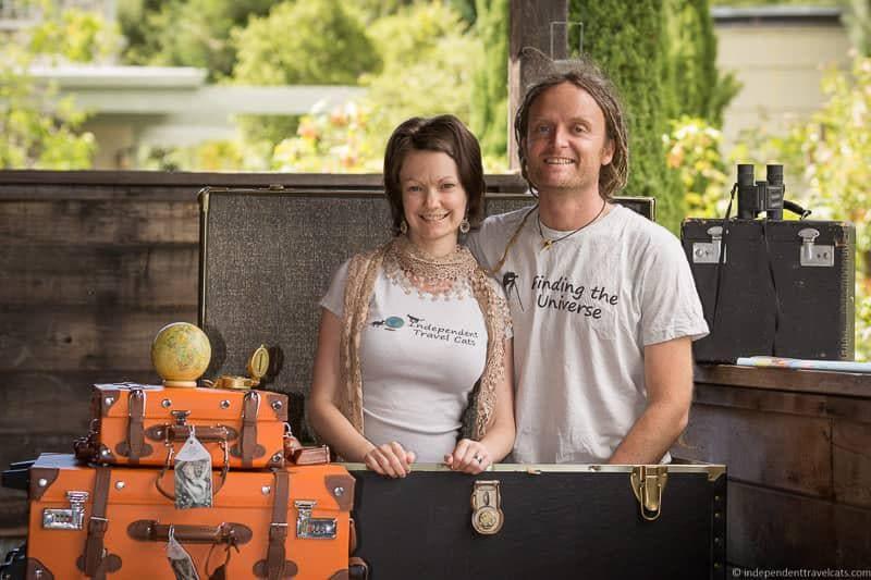 travel couple Globetrotting Challenge 2017 travel race Turkey to Tuscany