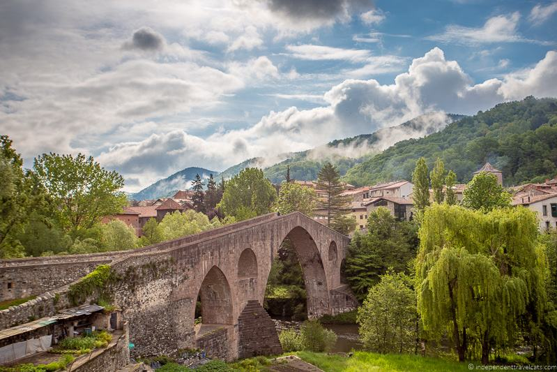 sant joan de les abadesses things to do in the Spanish Pyrenees in Catalonia Spain