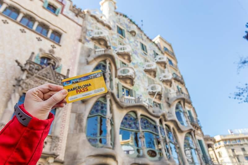 Casa Batlló buying The Go Barcelona Pass tips advice worth it