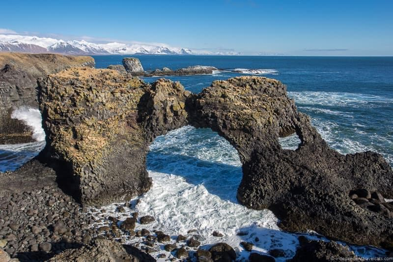 Arnarstapi 7 day Iceland itinerary by car one week road trip
