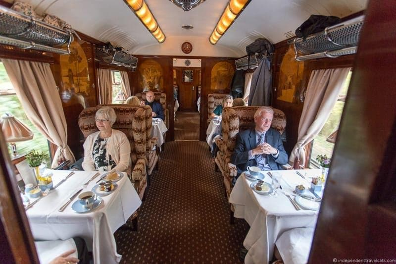 Pullman Bath Light: The Belmond British Pullman Train: Info, Tips, & Lots Of