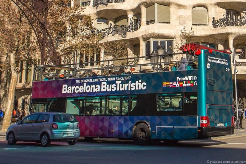 sightseeing bus tour buying The Barcelona Pass tips advice worth it