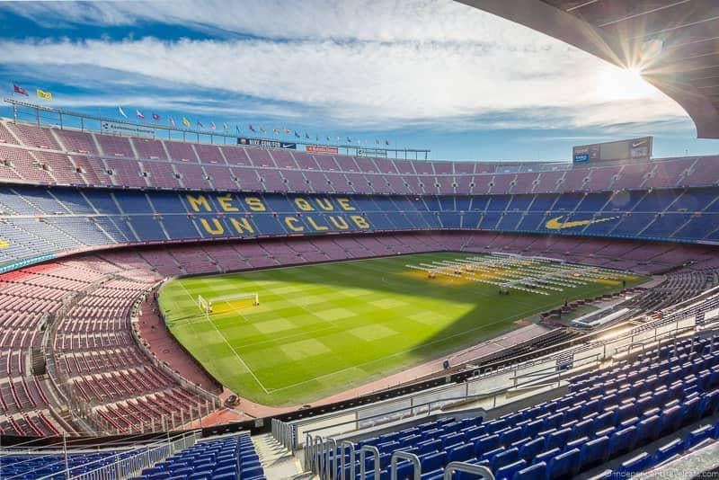 FC Barcelona Stadium tour buying The Go Barcelona Pass tips advice worth it