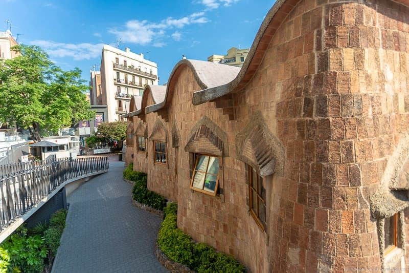 Sagrada Família Schools guide to Gaudí sites in Barcelona Spain