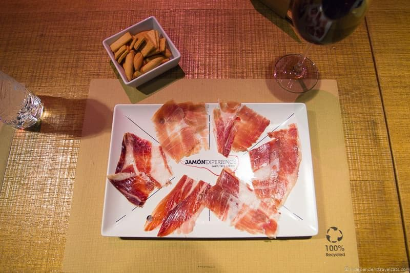 Jamón Experience buying The Barcelona Pass tips advice worth it