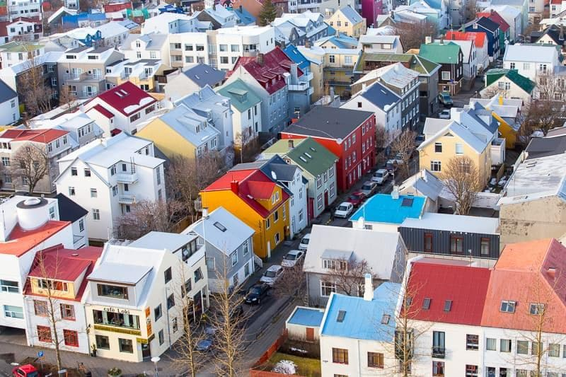 Reykjavik 7 day Iceland itinerary by car one week road trip