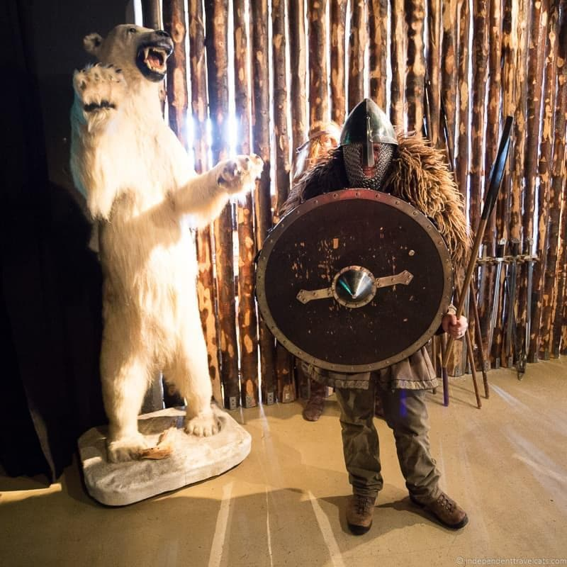 Saga Museum Reykjavik 7 day Iceland itinerary by car one week road trip