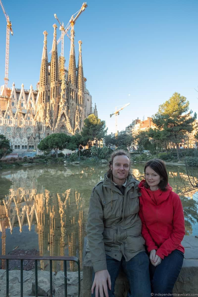 Sagrada Família guide to Gaudí sites in Barcelona Spain