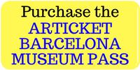 Barcelona Card versus Barcelona Pass Articket Museum Pass Barcelona discount cards comparison