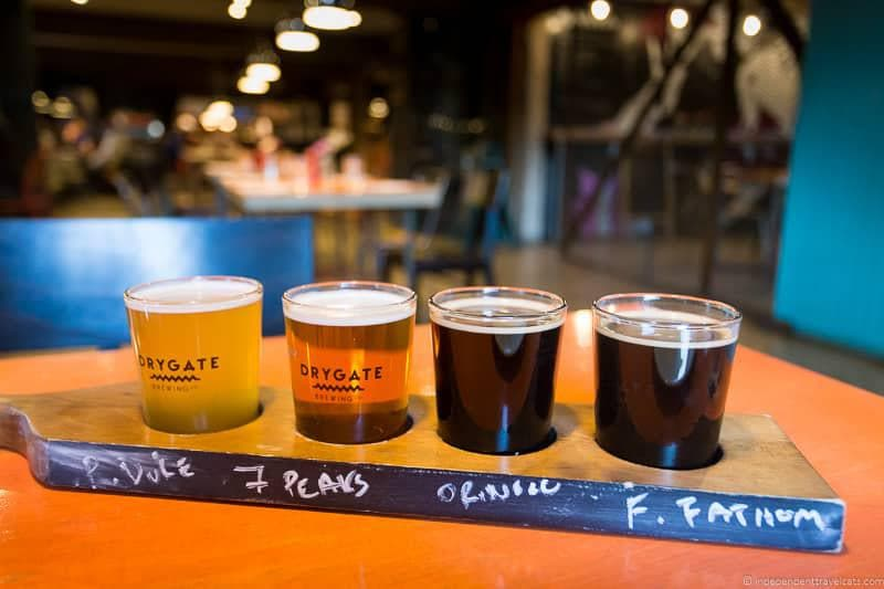 Drygate Brewery top things to do in Glasgow Scotland attractions