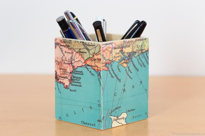 office Travel Home Decor Handmade Travel Themed Home Decorations