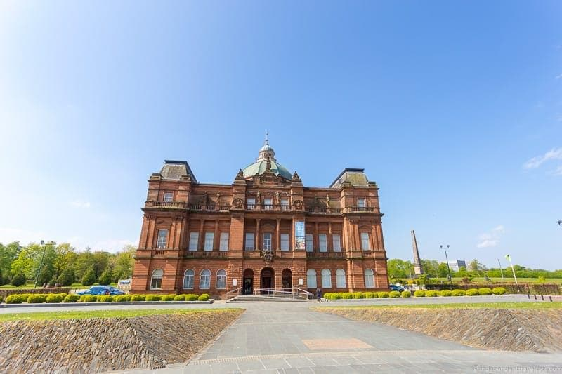 People's Palace top things to do in Glasgow Scotland attractions