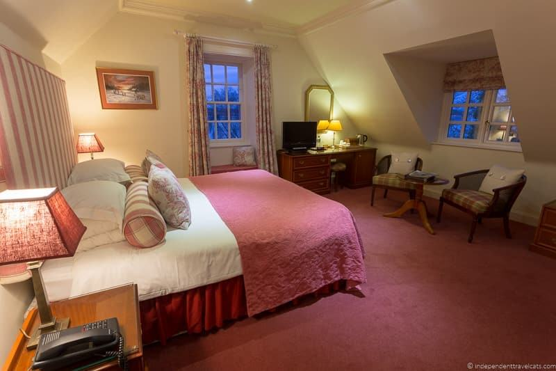 Bunchrew House Hotel North Coast 500 hotels where to stay along NC500 Scotland