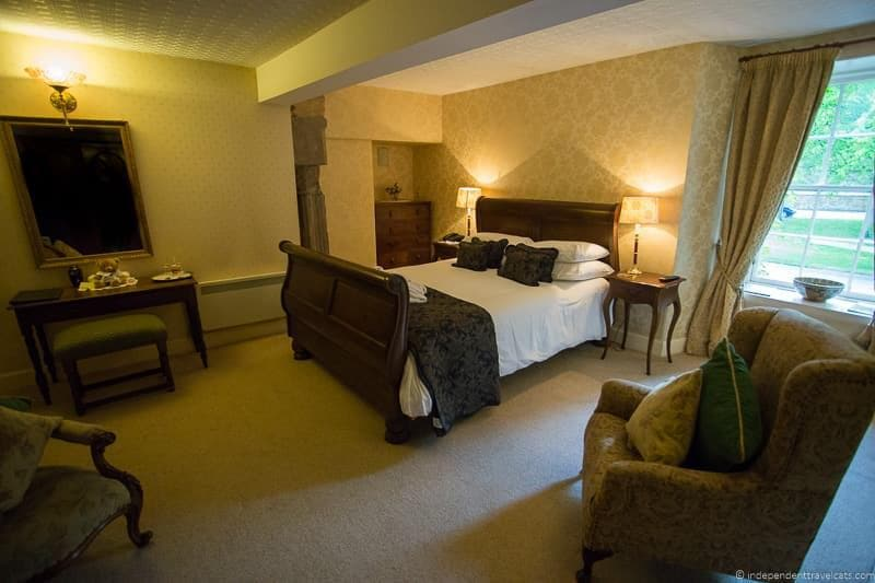 Dornoch Castle Hotel North Coast 500 hotels where to stay along NC500 Scotland