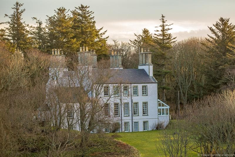 Forss House Hotel North Coast 500 hotels where to stay along NC500 Scotland
