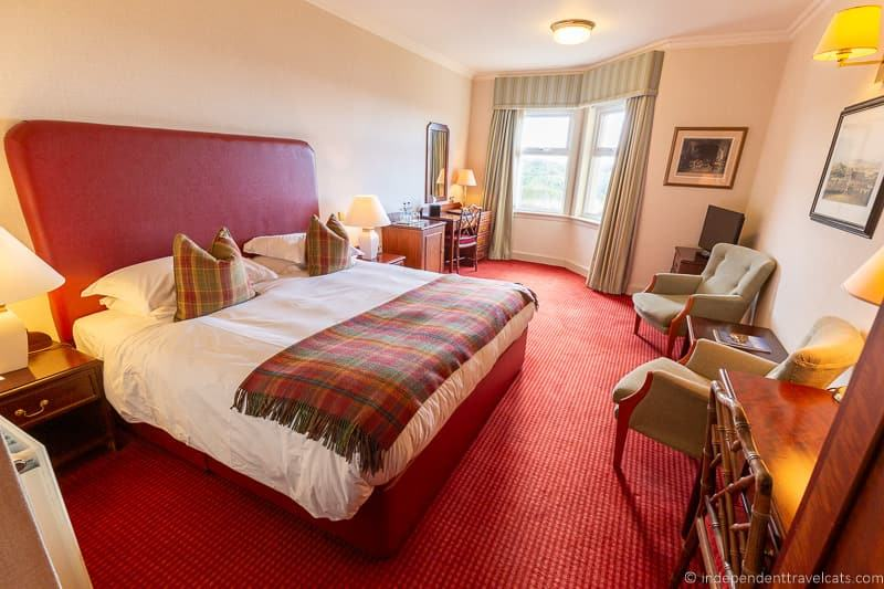 Inver Lodge Lochinver luxury hotel North Coast 500 hotels where to stay along NC500 Scotland