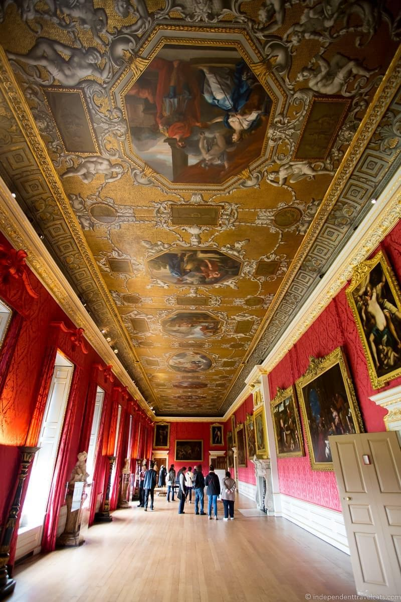 Kensington Palace 6 days in London itinerary