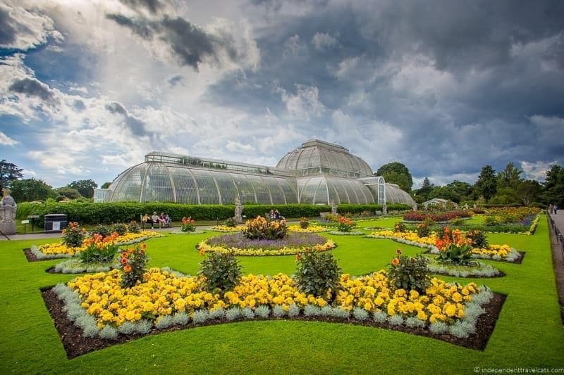 Kew Gardens 6 days in London itinerary