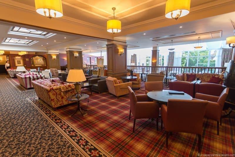 Kingsmills Hotel North Coast 500 hotels where to stay along NC500 Scotland