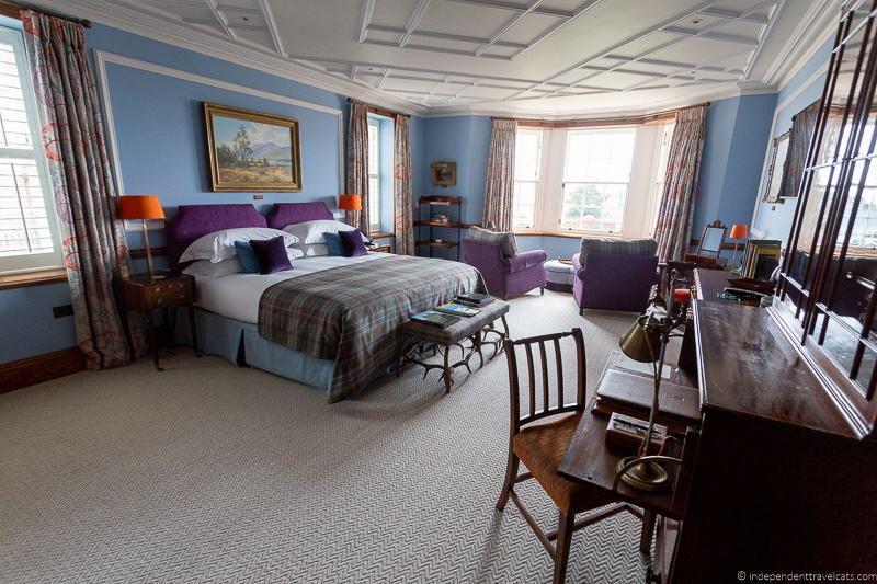 Links House North Coast 500 hotels where to stay along NC500 Scotland
