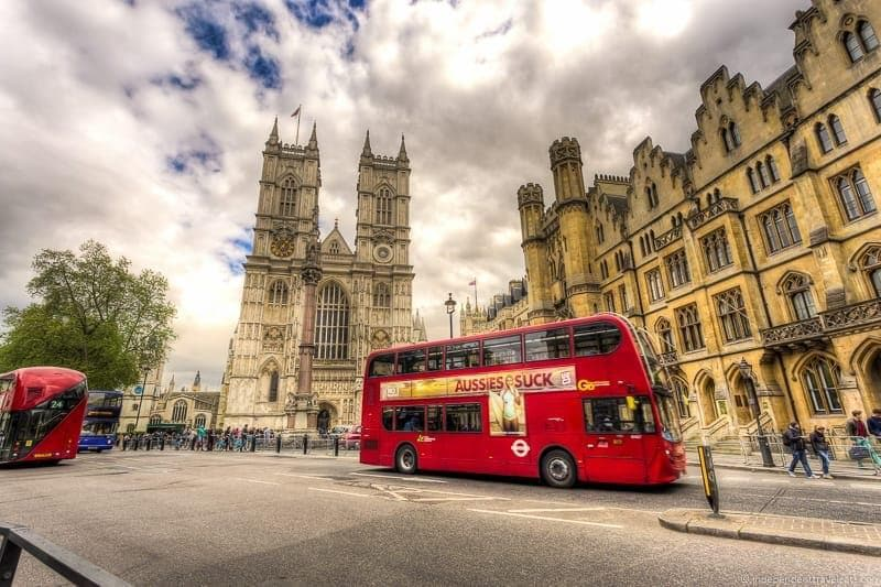6 days in London itinerary