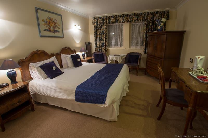 Mansfield Castle Hotel North Coast 500 hotels where to stay along NC500 Scotland
