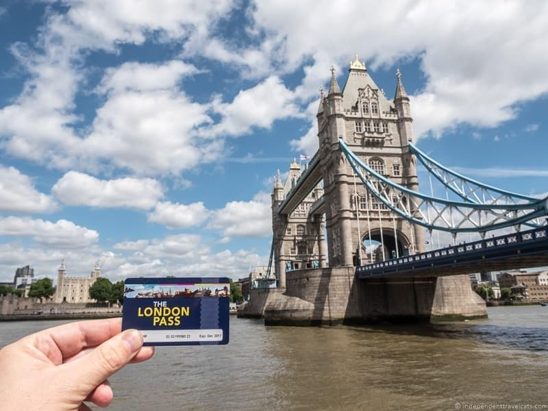 London Pass 6 days in London itinerary